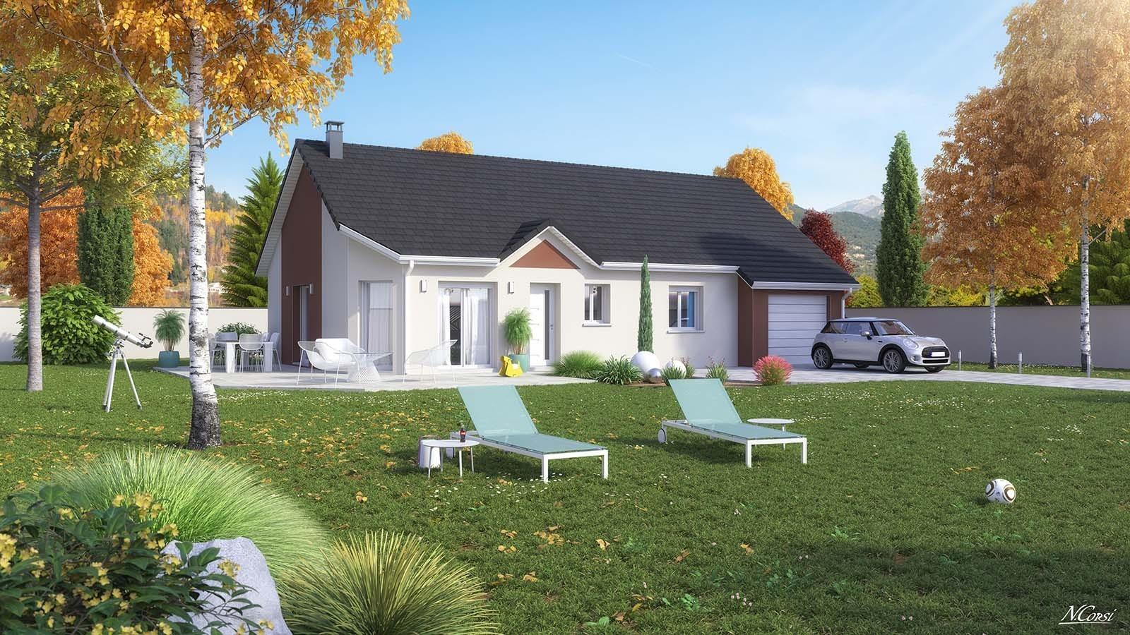 Maisons optimal constructeur de maisons individuelles dans le doubs et le jura for Maisons individuelles