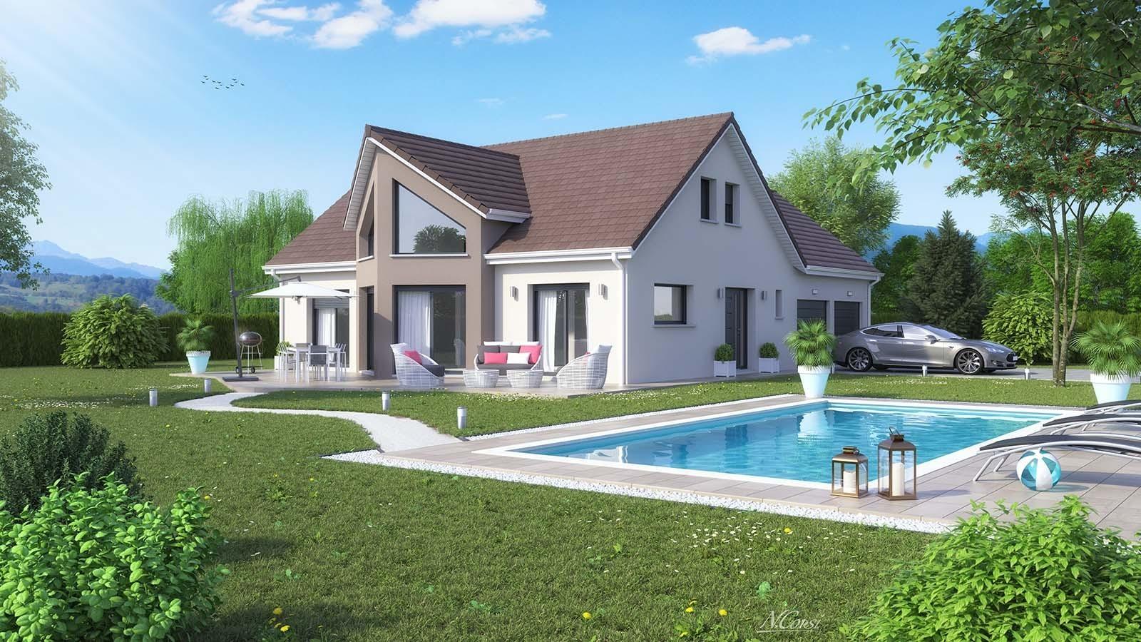 Maisons optimal constructeur de maisons individuelles dans le doubs et le jura - Maisons optimales ...