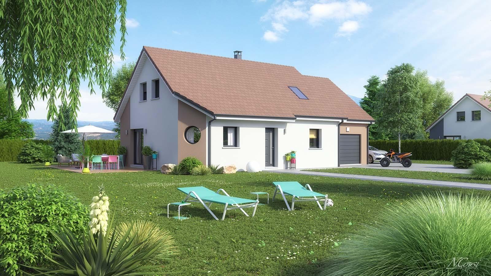 Maisons optimal constructeur de maisons individuelles for Constructeur de maison individuelle 32